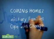Coming Home · Military Families Cope with Change (2009)