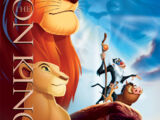 The Lion King (1994 film) Credits USA