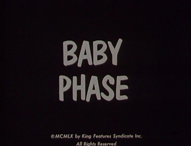 Baby Phase Credits