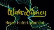 Walt Disney Home Entertainment (1980) Company Logo (VHS Capture)