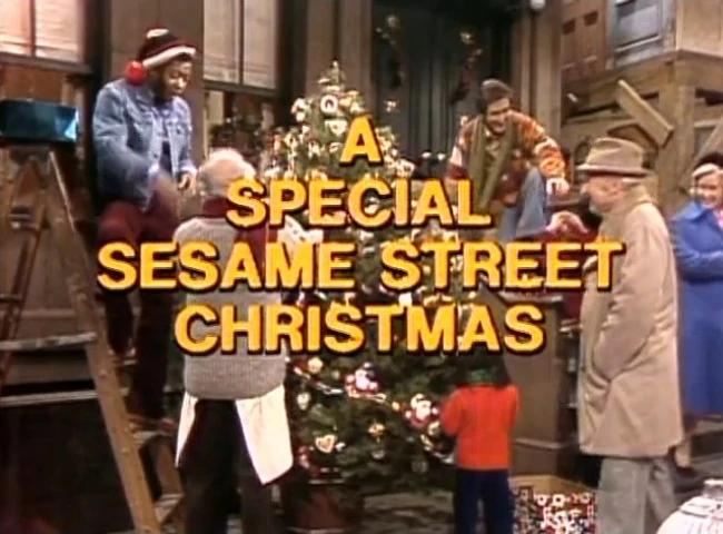 A Special Sesame Street Christmas credits