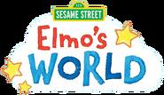 Elmo's World 2017 logo
