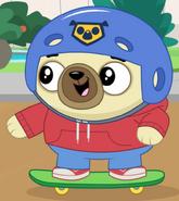 Spud Skateboarding