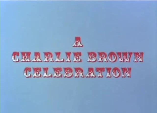 A Charlie Brown Celebration credits