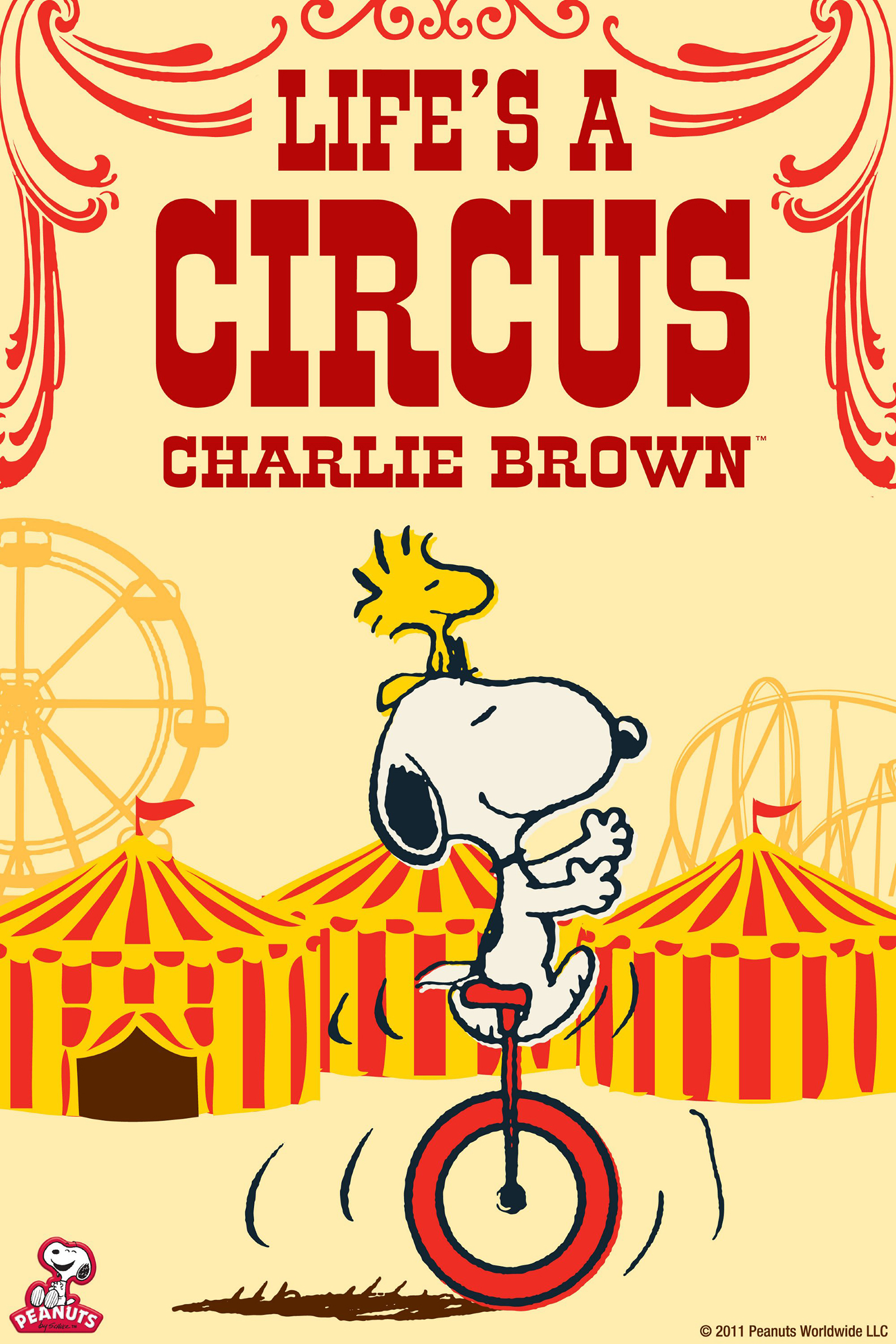Life is a Circus, Charlie Brown credits 2