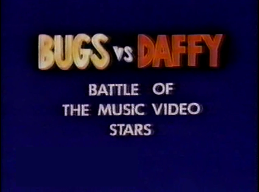 Bugs Vs. Daffy: Battle of the Music Video Stars credits