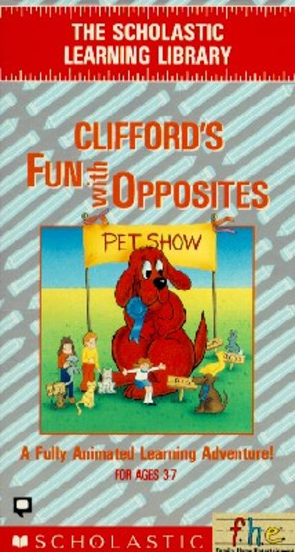 Clifford's Fun With Opposites credits