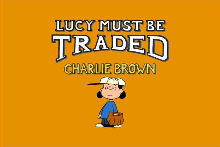 Lucy Must Be Traded, Charlie Brown credits