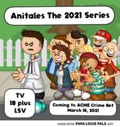 Anitales 2021 series poster