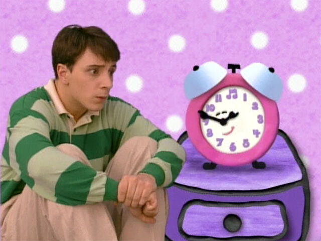 Blue's Clues: Blue Wants to Play a Song Game Credits (1997)