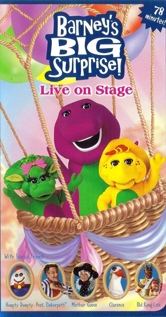 Barney's Big Surprise Credits