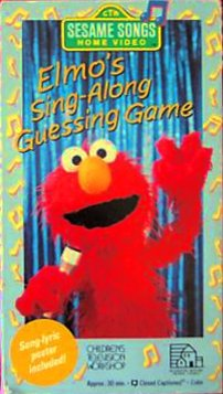 Elmo's Sing-Along Guessing Game credits