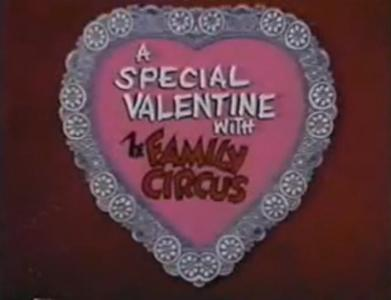 A Special Valentine with the Family Circus credits