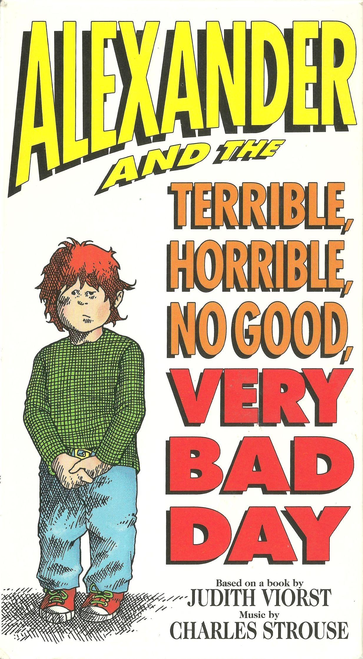 Alexander and the Terrible Horrible No Good Very Bad Day (1990) Credits 2