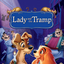 Lady And The Tramp 1955 Film Credits Superlogos Wiki Fandom