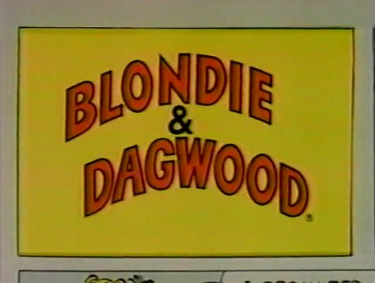 Blondie and Dagwood (1987 TV Special) credits