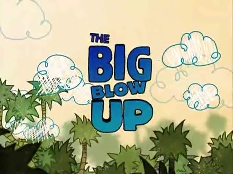 ChalkZone: The Big Blow Up Credits