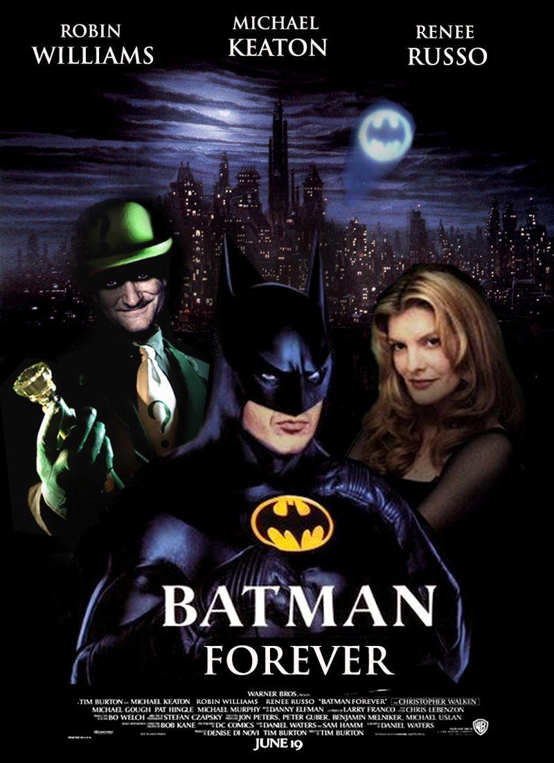 Batman Forever 1995 Film Credits Superlogos Wiki Fandom