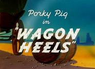 Wagon Heels (1945)