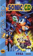 Sonic the Hedgehog CD (1993)