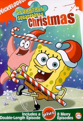 SpongeBob Christmas Credits DVD