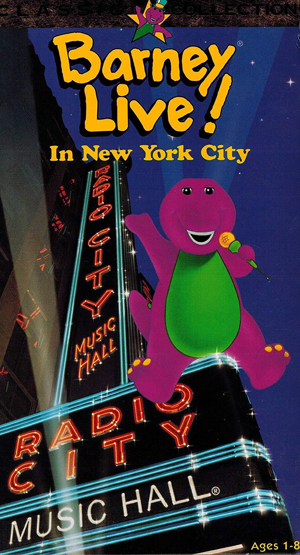 Barney Live In New York City! Credits