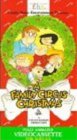 A Family Circus Christmas (DePatie-Freleng/Sagittarius Productions version) credits