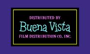 Clampett-Burton's Buena Vista Film Distribution Co., Inc. (1957-1960)