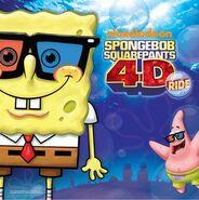 SpongeBob SquarePants 4-D · Ride (2005)