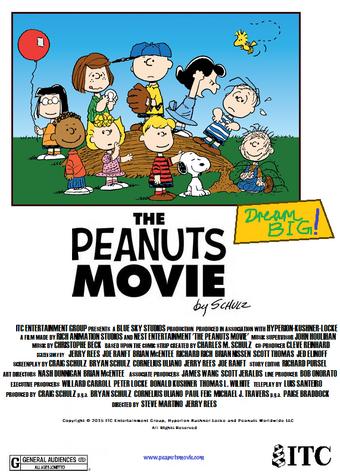 The Peanuts Movie Credits 2 Superlogos Wiki Fandom