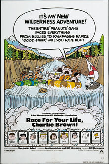 Race for Your Life, Charlie Brown poster.jpg