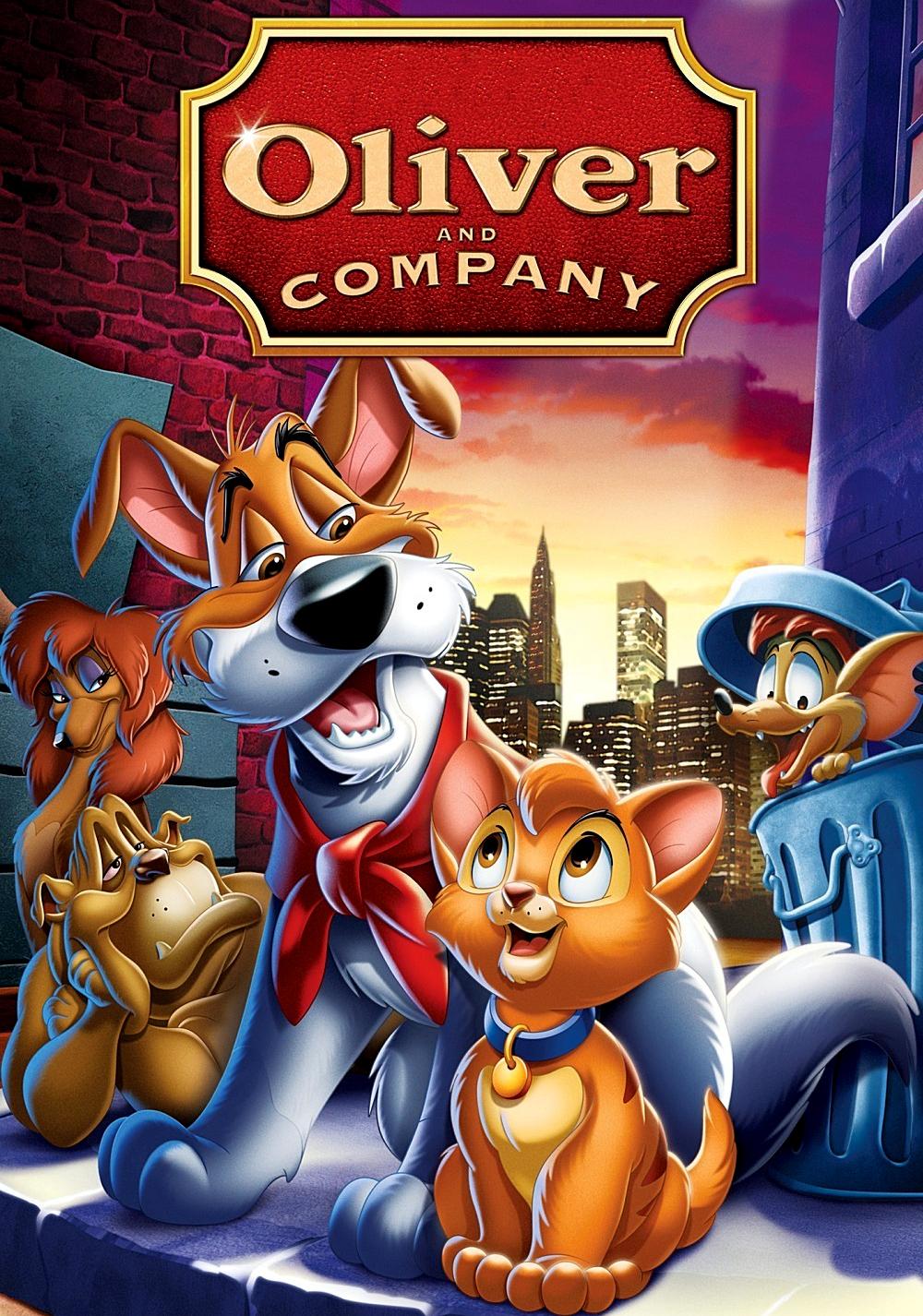 Oliver & Company credits