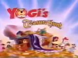 Yogi's Treasure Hunt (1987)