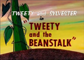 Tweety and the Beanstalk (1957)