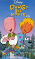 Doug's 1st Movie (1999) VHS Cover