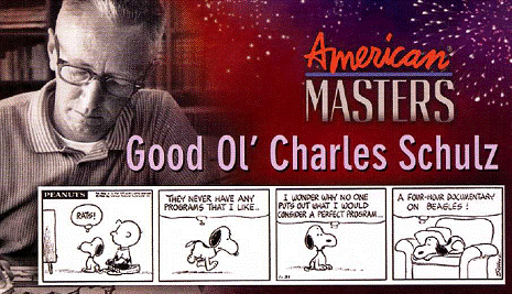 American Masters: Good Ol' Charles Schulz credits