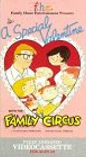 A Special Valentine with the Family Circus (DePatie-Freleng/Sagittarius Productions version) credits