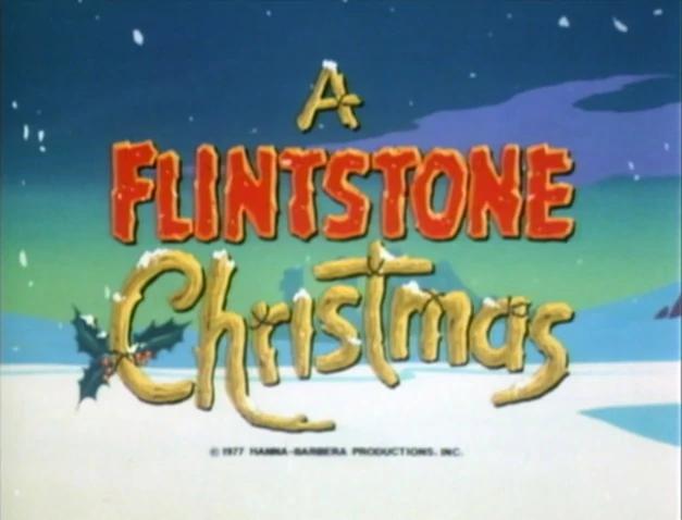 A Flintstone Christmas credits