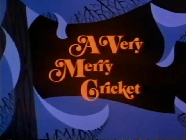 A Very Merry Cricket credits