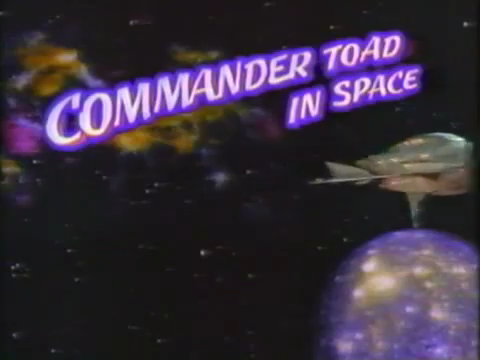 Commander Toad in Space credits