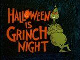 Halloween is Grinch Night credits