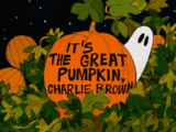 It's the Great Pumpkin, Charlie Brown credits