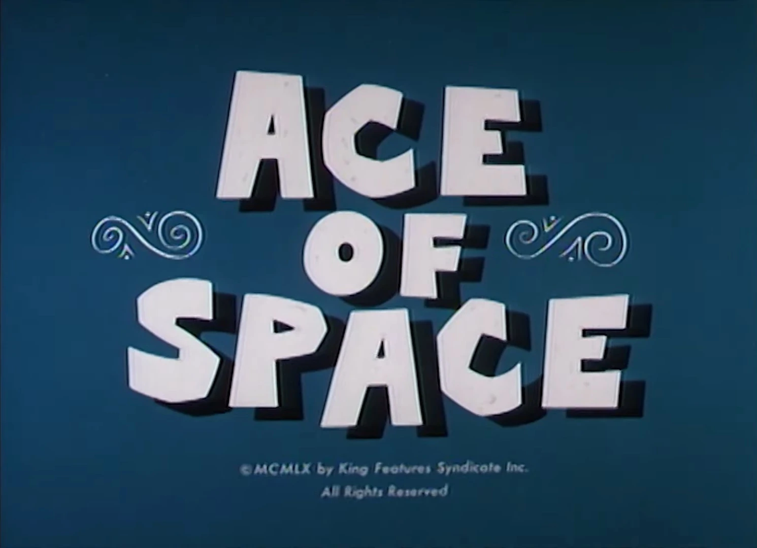 Ace of Space Credits