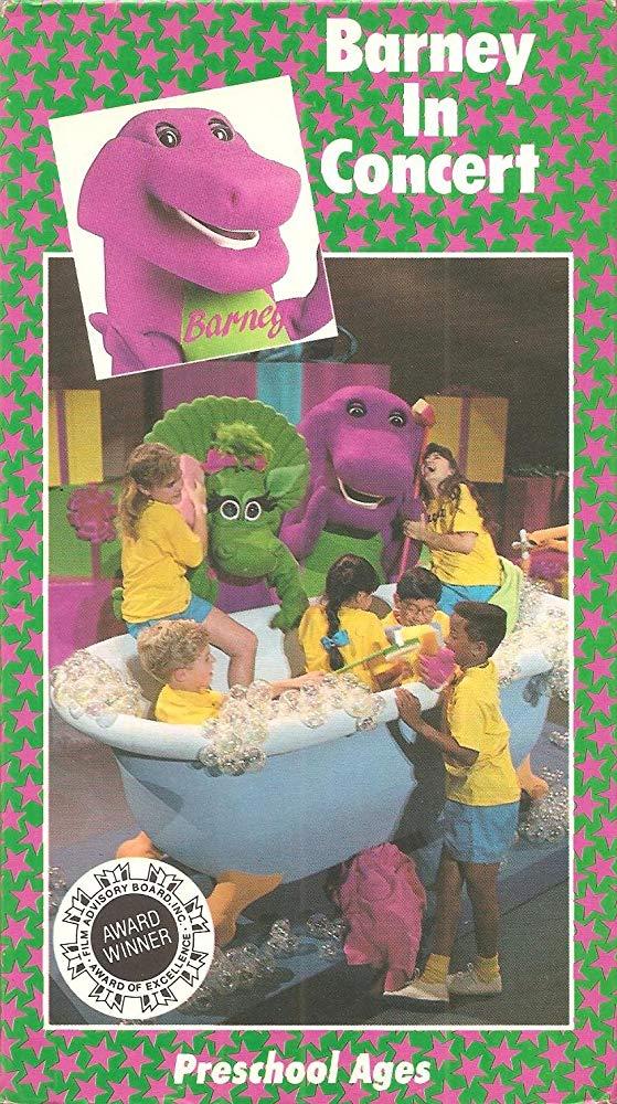 Barney in Concert credits