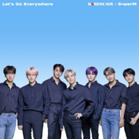 SuperM Let's Go Everywhere album cover.png