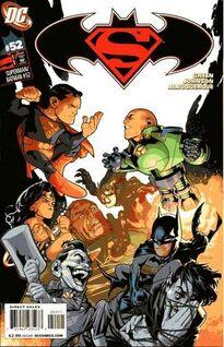 Superman Batman 52