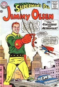 Supermans Pal Jimmy Olsen 077