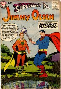 Supermans Pal Jimmy Olsen 034