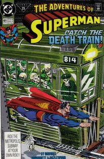 The Adventures of Superman 481