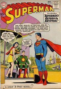Superman Vol 1 141
